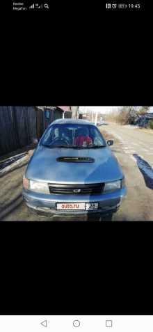 Белогорск Corolla II 1990
