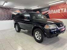 Москва Montero Sport 2000