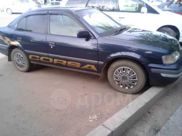 Toyota Corsa, 1999 год, 210 000 руб.