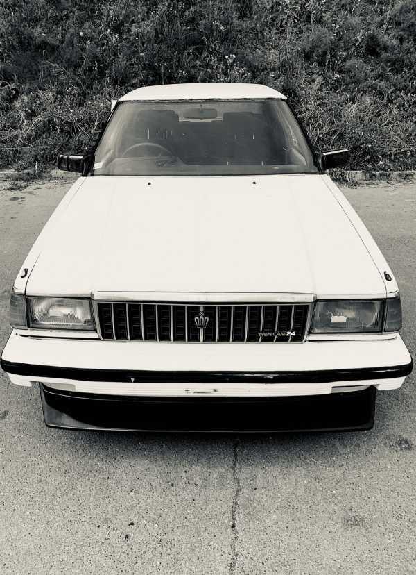 Toyota Crown, 1987 год, 99 999 руб.