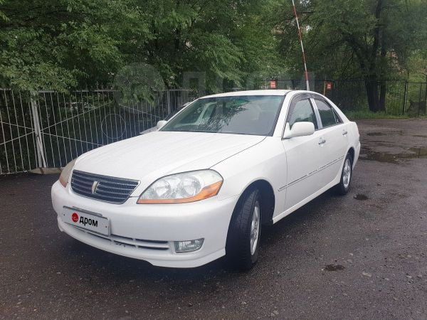 Toyota Mark II, 2003 год, 399 000 руб.