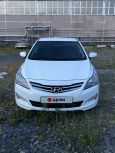 Hyundai Solaris, 2016 год, 495 000 руб.