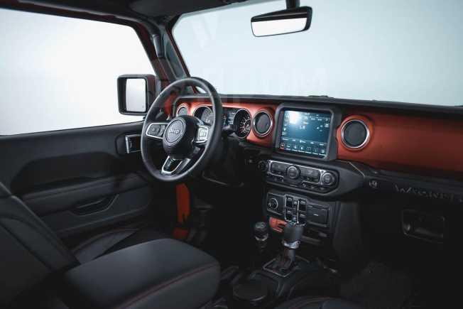 Jeep Wrangler, 2019 год, 4 803 000 руб.