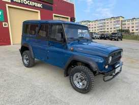 Магадан УАЗ 3159 2004