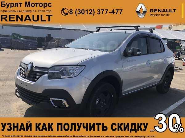 Renault Logan Stepway, 2020 год, 937 000 руб.