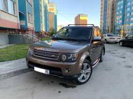 Южно-Сахалинск Range Rover Sport