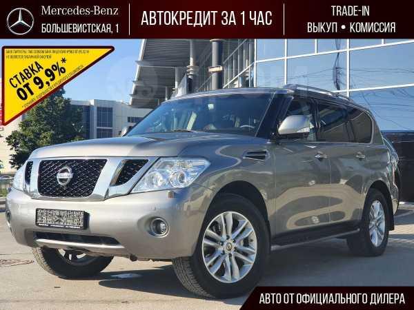 Nissan Patrol, 2012 год, 1 530 000 руб.