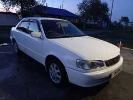 Калманка Corolla 1997