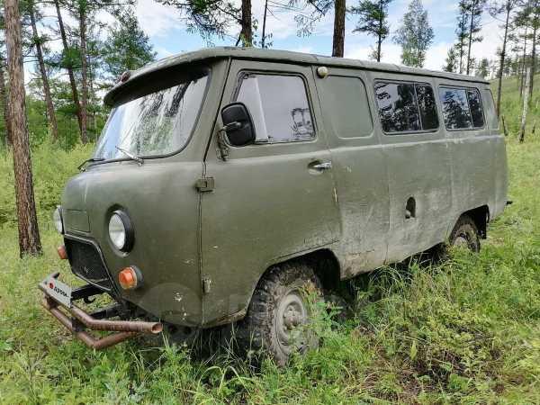 УАЗ Буханка, 1989 год, 120 000 руб.
