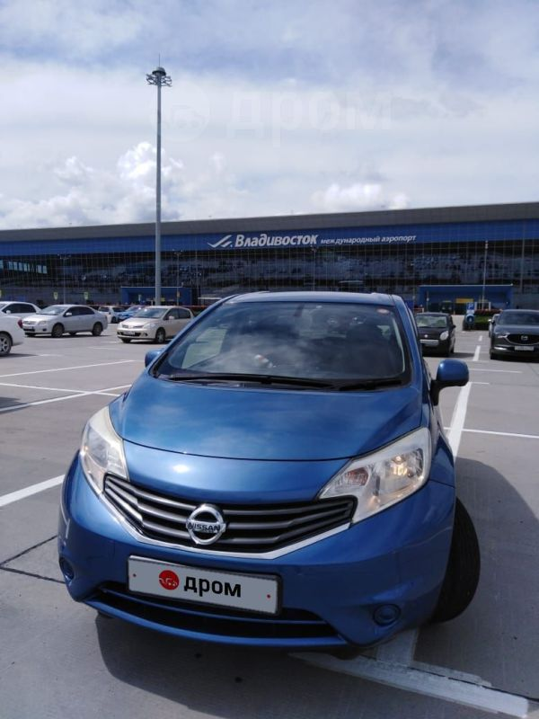 Nissan Note, 2014 год, 390 000 руб.