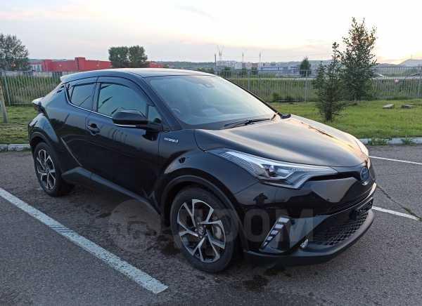 Toyota C-HR, 2017 год, 1 600 000 руб.