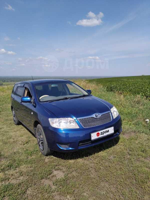Toyota Corolla Fielder, 2004 год, 395 000 руб.