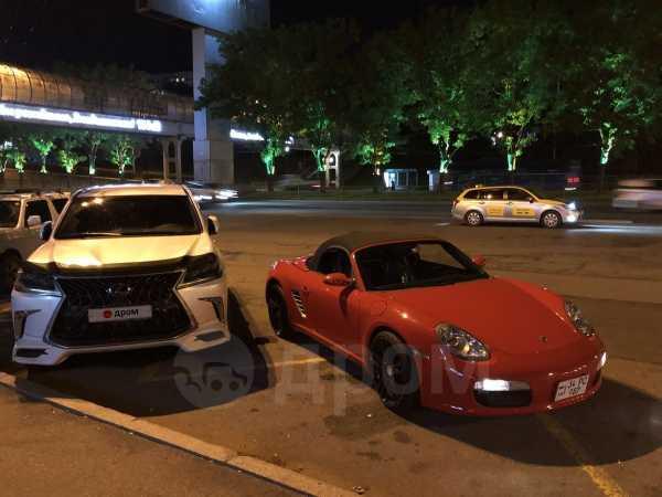 Porsche Boxster, 2006 год, 650 000 руб.