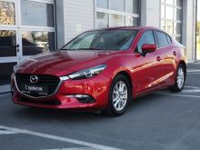 Новороссийск Mazda3 2018