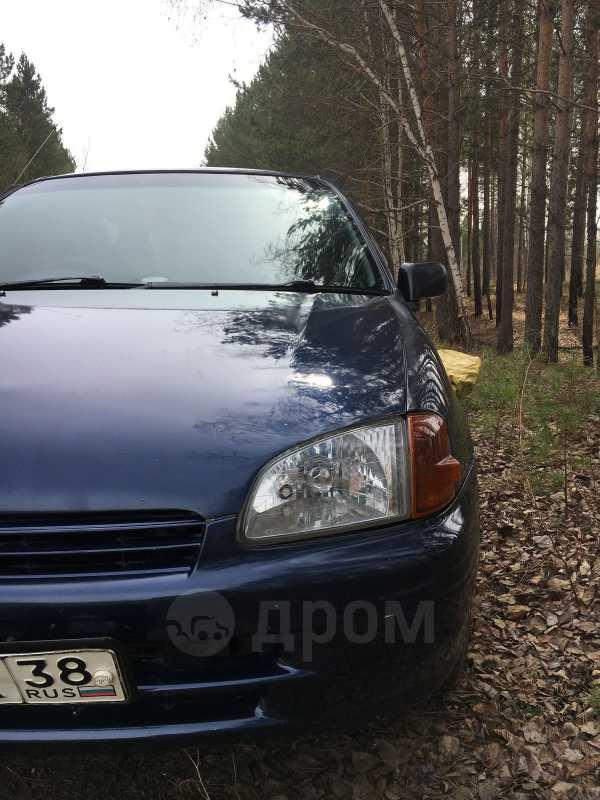 Toyota Starlet, 1996 год, 160 000 руб.