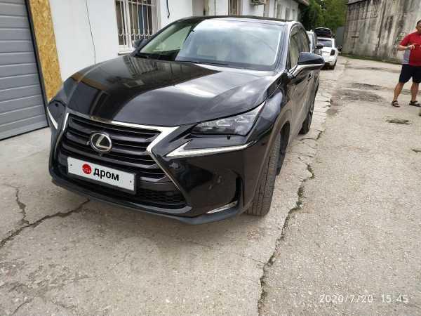 Lexus NX200t, 2014 год, 1 900 000 руб.