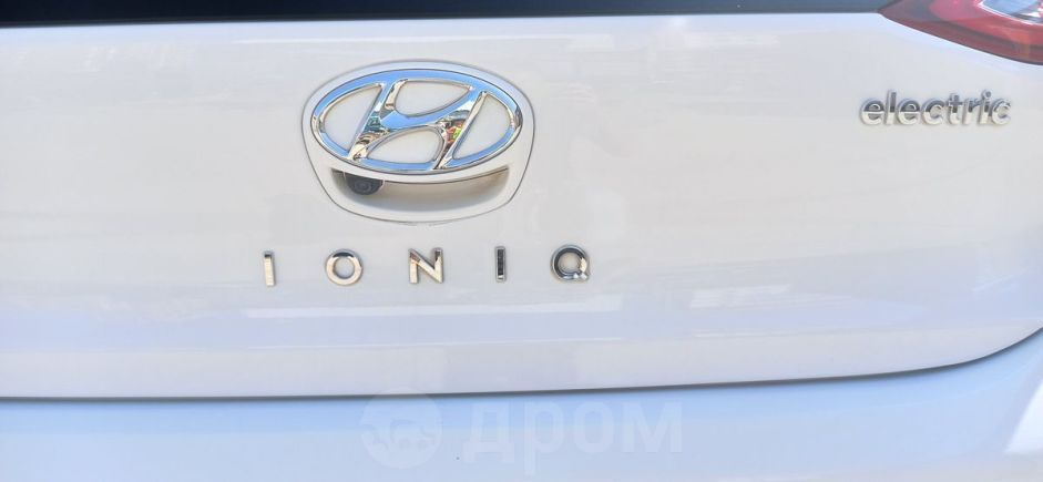 Hyundai Ioniq, 2018 год, 1 500 000 руб.