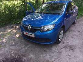 Брянск Renault Logan 2017