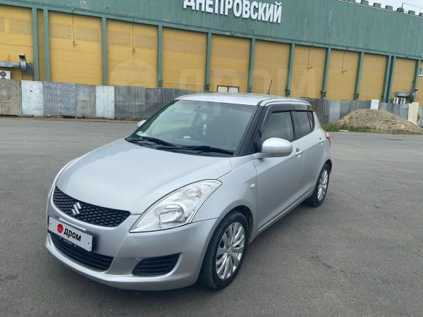 Suzuki Swift, 2012 год, 405 000 руб.
