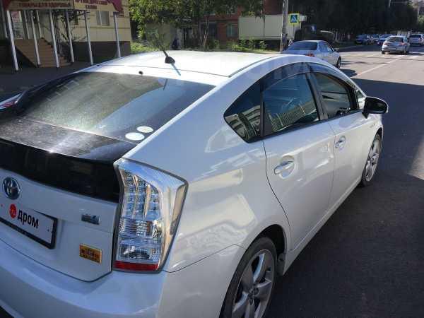 Toyota Prius, 2010 год, 790 000 руб.