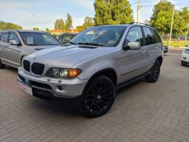 Ярославль BMW X5 2004