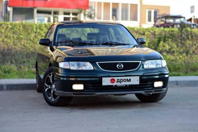Mazda 626, 2000 год, 200 000 руб.