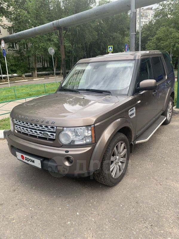 Land Rover Discovery, 2012 год, 1 050 000 руб.