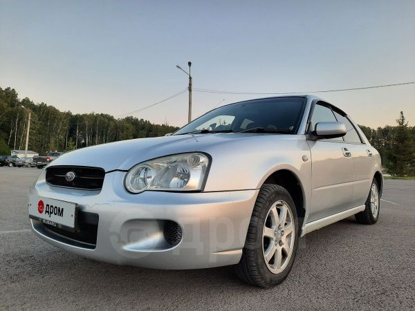 Subaru Impreza, 2003 год, 275 228 руб.