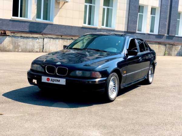 BMW 5-Series, 1998 год, 165 000 руб.