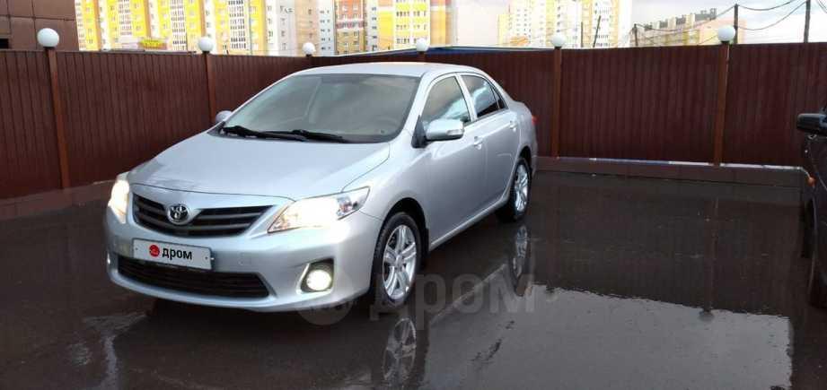 Toyota Corolla, 2012 год, 645 000 руб.
