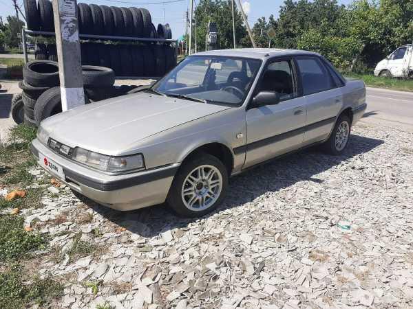 Mazda 626, 1990 год, 62 000 руб.