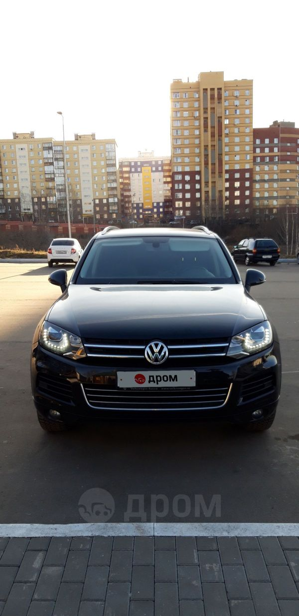 Volkswagen Touareg, 2013 год, 1 749 000 руб.