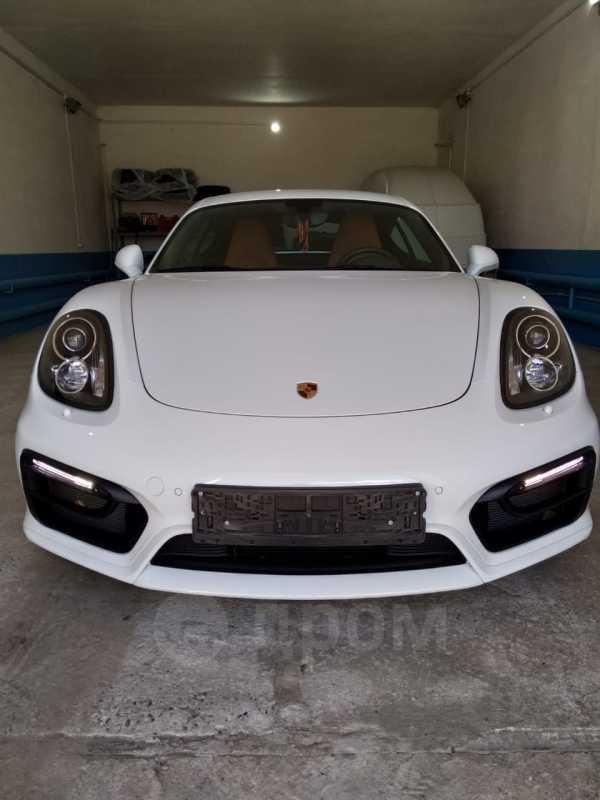 Porsche Cayman, 2015 год, 3 650 000 руб.