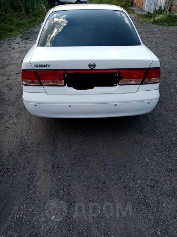 Nissan Sunny, 2003 год, 225 000 руб.