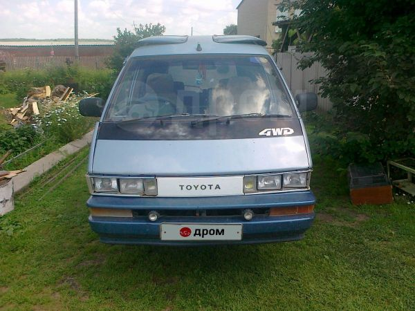 Toyota Master Ace Surf, 1989 год, 110 000 руб.