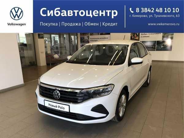Volkswagen Polo, 2020 год, 1 021 900 руб.