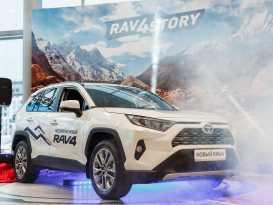 Брянск Toyota RAV4 2020