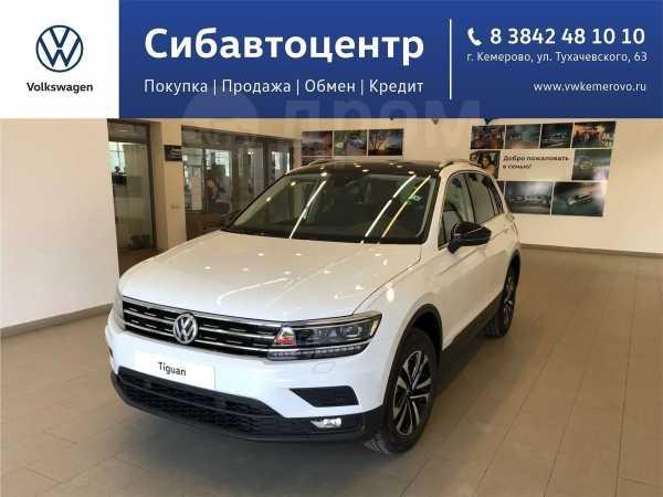 Volkswagen Tiguan, 2020 год, 2 182 200 руб.