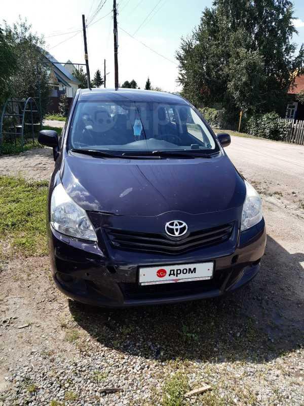 Toyota Verso, 2009 год, 620 000 руб.