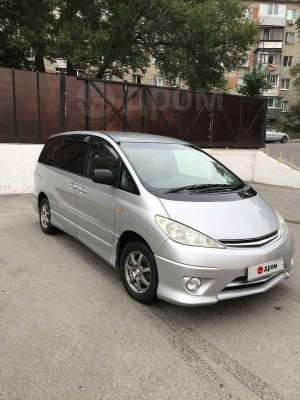 Toyota Estima, 2002 год, 490 000 руб.