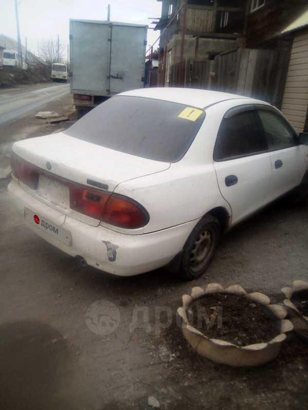 Mazda Familia, 1995 год, 25 000 руб.