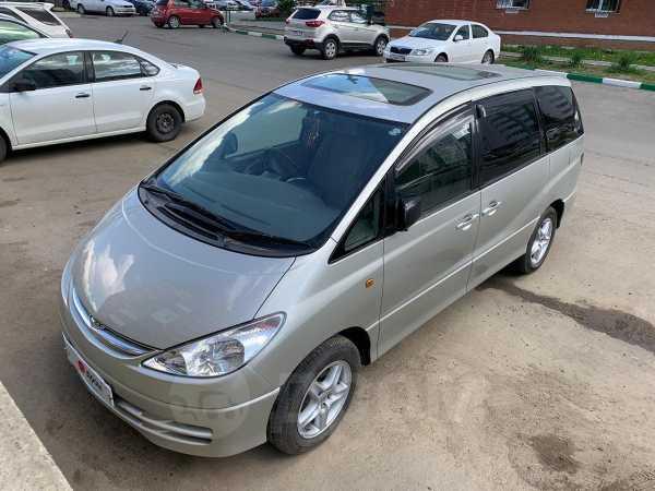 Toyota Estima, 2000 год, 500 000 руб.