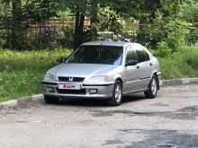Москва Civic 1998