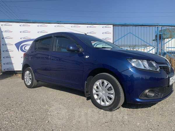 Renault Sandero, 2016 год, 530 000 руб.