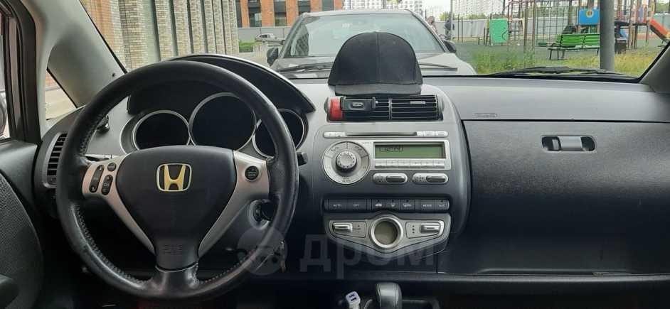 Honda Jazz, 2008 год, 335 000 руб.