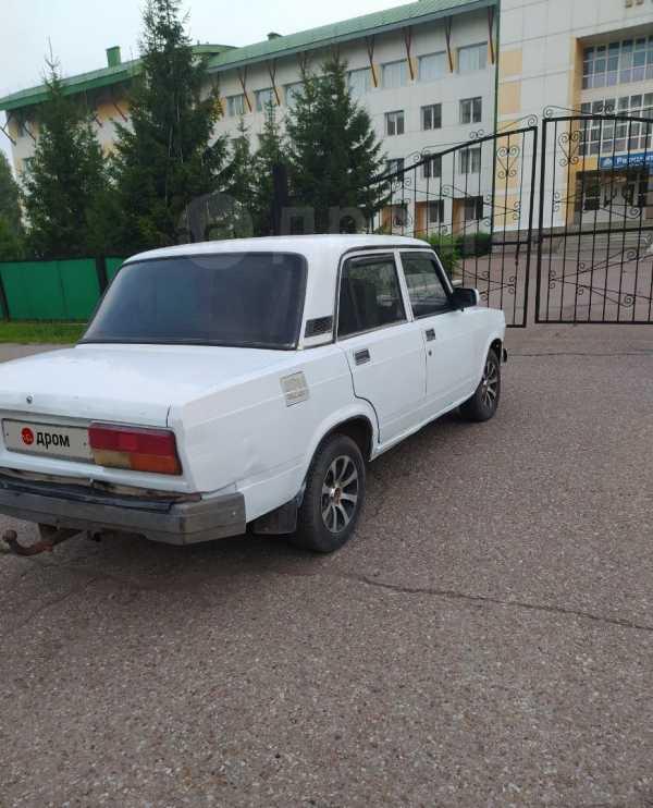 Лада 2107, 2005 год, 26 000 руб.