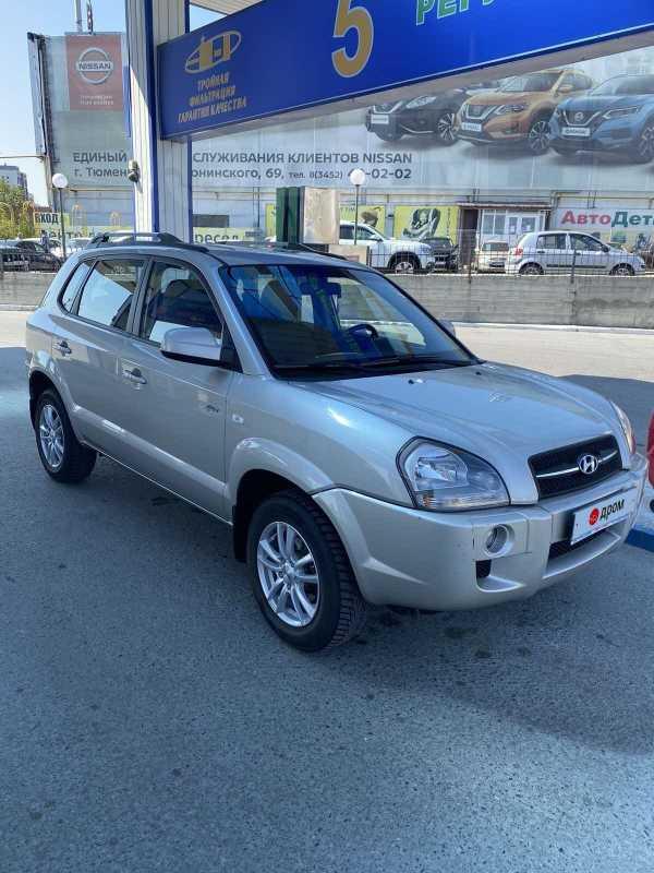 Hyundai Tucson, 2007 год, 730 000 руб.