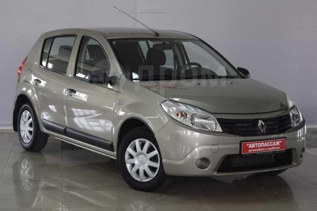 Renault Sandero, 2011 год, 485 000 руб.