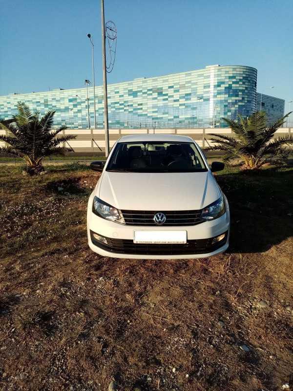 Volkswagen Polo, 2017 год, 530 000 руб.