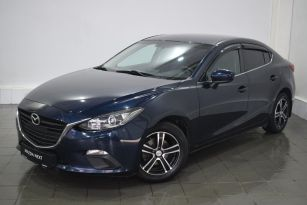 Тула Mazda3 2014